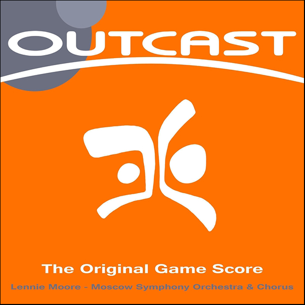 Outcast - Original Game Score