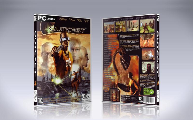 Outcast - PC Boxart