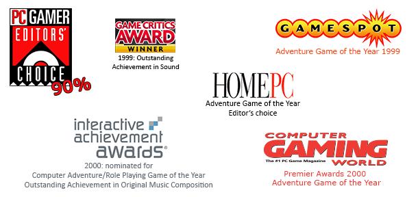 Outcast - Awards