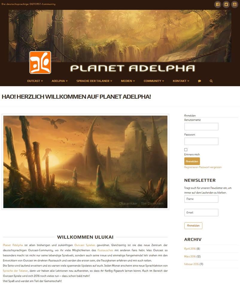 PlanetAdelpha